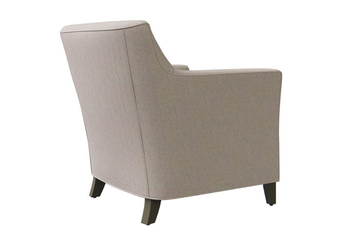 14306 Clarissa Chair - back