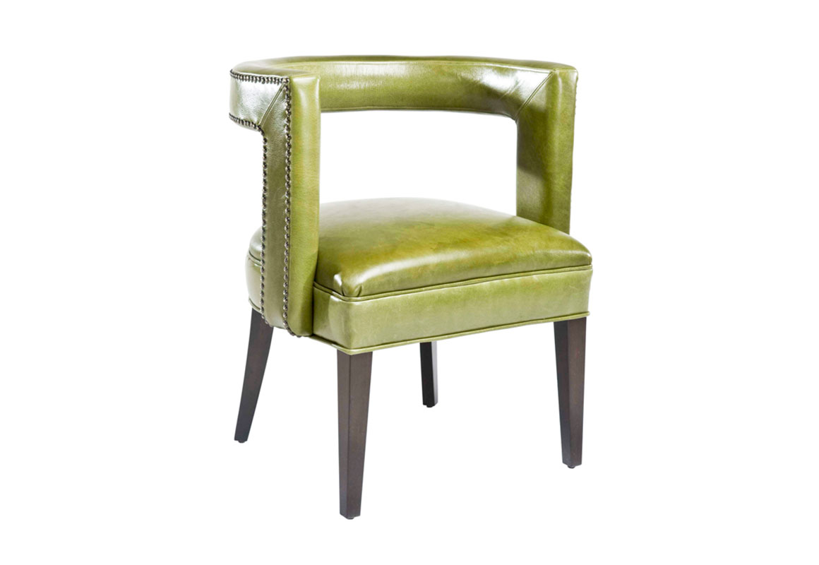 11182 Contemporary Accent Chair Vogel By Chervin