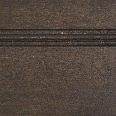 charcoal wood finish for custom furniture