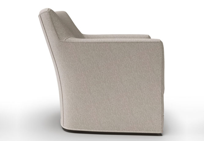 14406 Clarissa Swivel Chair - swivel