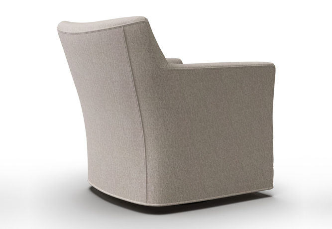 14506 Clarissa Swivel Glider - back