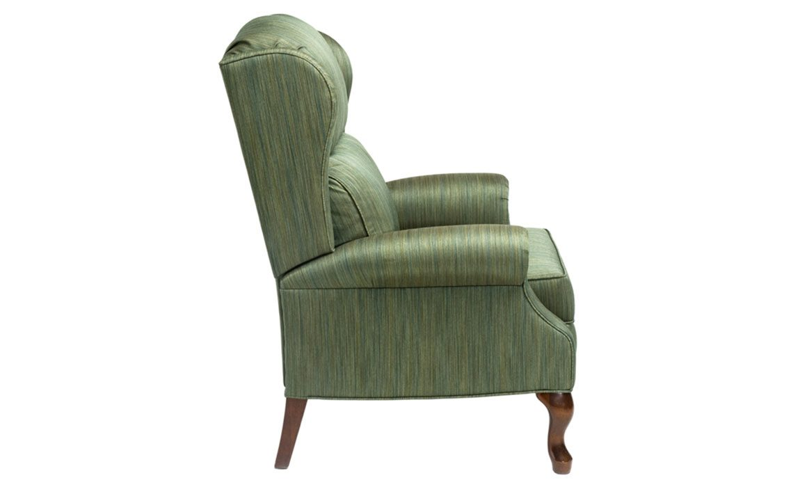 15433 Queen Anne Recliner Vogel By Chervin