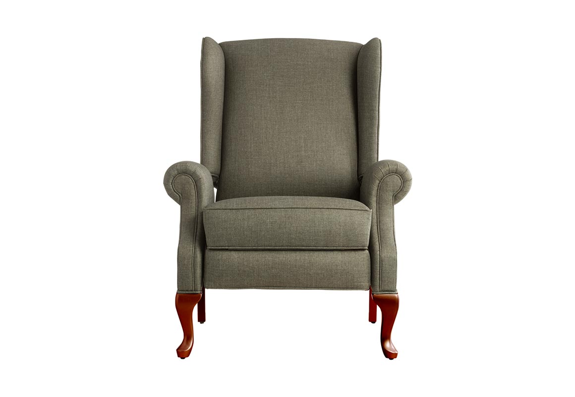 Victorian Style Reclining Chair ...