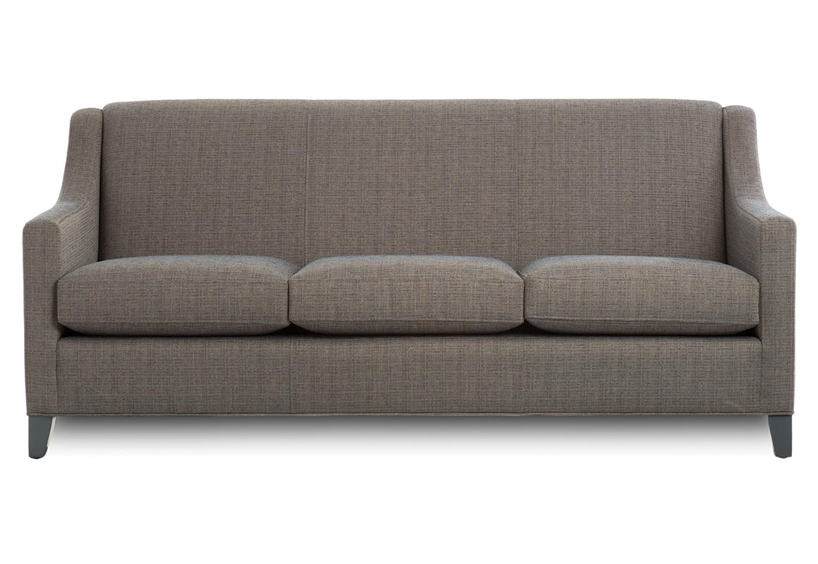 Transitional Custom Sofa Toronto 14104 01 Vogel By Chervin ~ What Is A Transitional Sofa