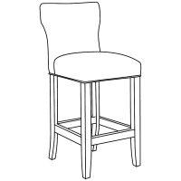 10106 bar stool
