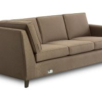 brown sofa piece of a sectional