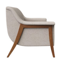 14210 Alesund Loveseat side view