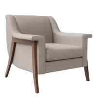 14310 Alesund Chair angle