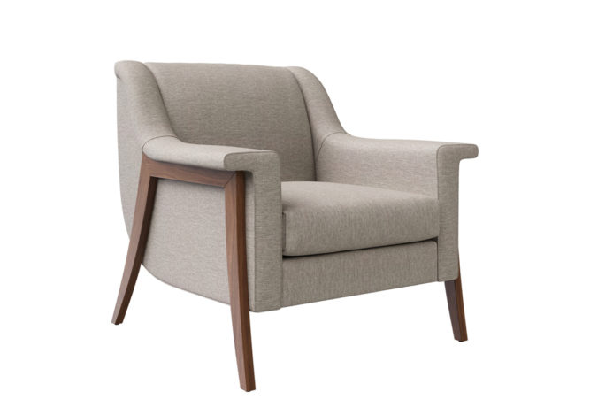 14310 Alesund Chair angle