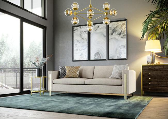 Oslo Sofa - room shot