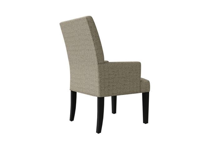 11101 Hudson Arm Chair - back