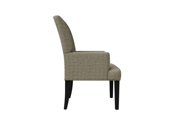 11101 Hudson Arm Chair - side
