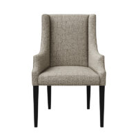 11104 Charlotte Arm Chair - front