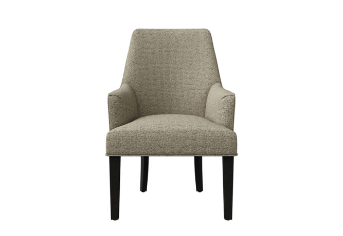 11106 Mackenzie Arm Chair - front
