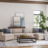 23001 Broadway Sectional room shot