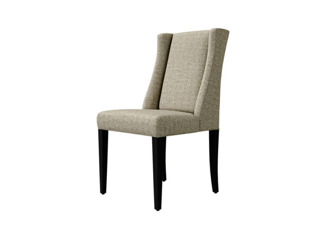 11103 Charlotte Side Chair - angle