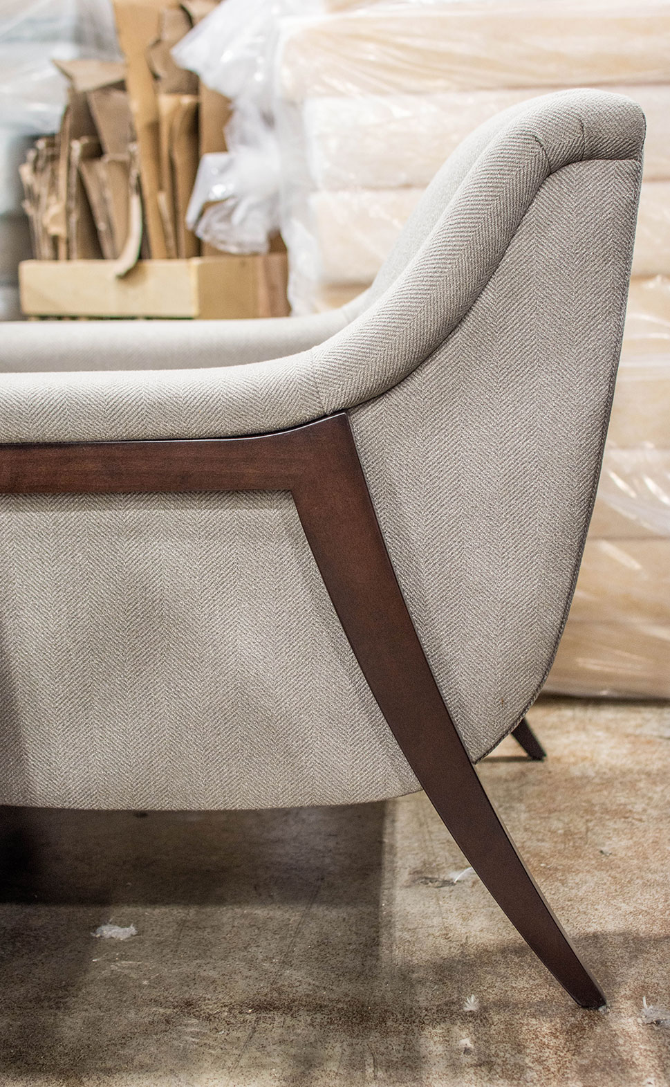 Custom finishes by Vogel