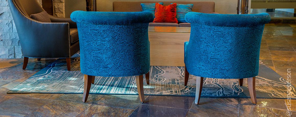 Sheri P Interior Design - Vogel chairs