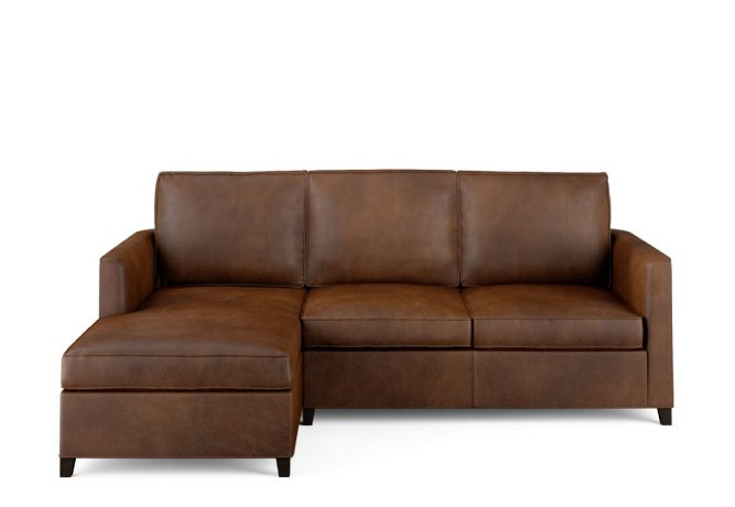 Condo sized sofa with chaise