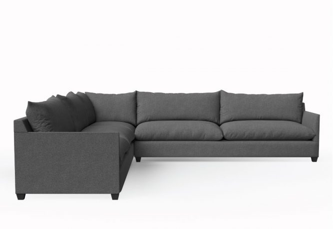 luxurious lounge sectional